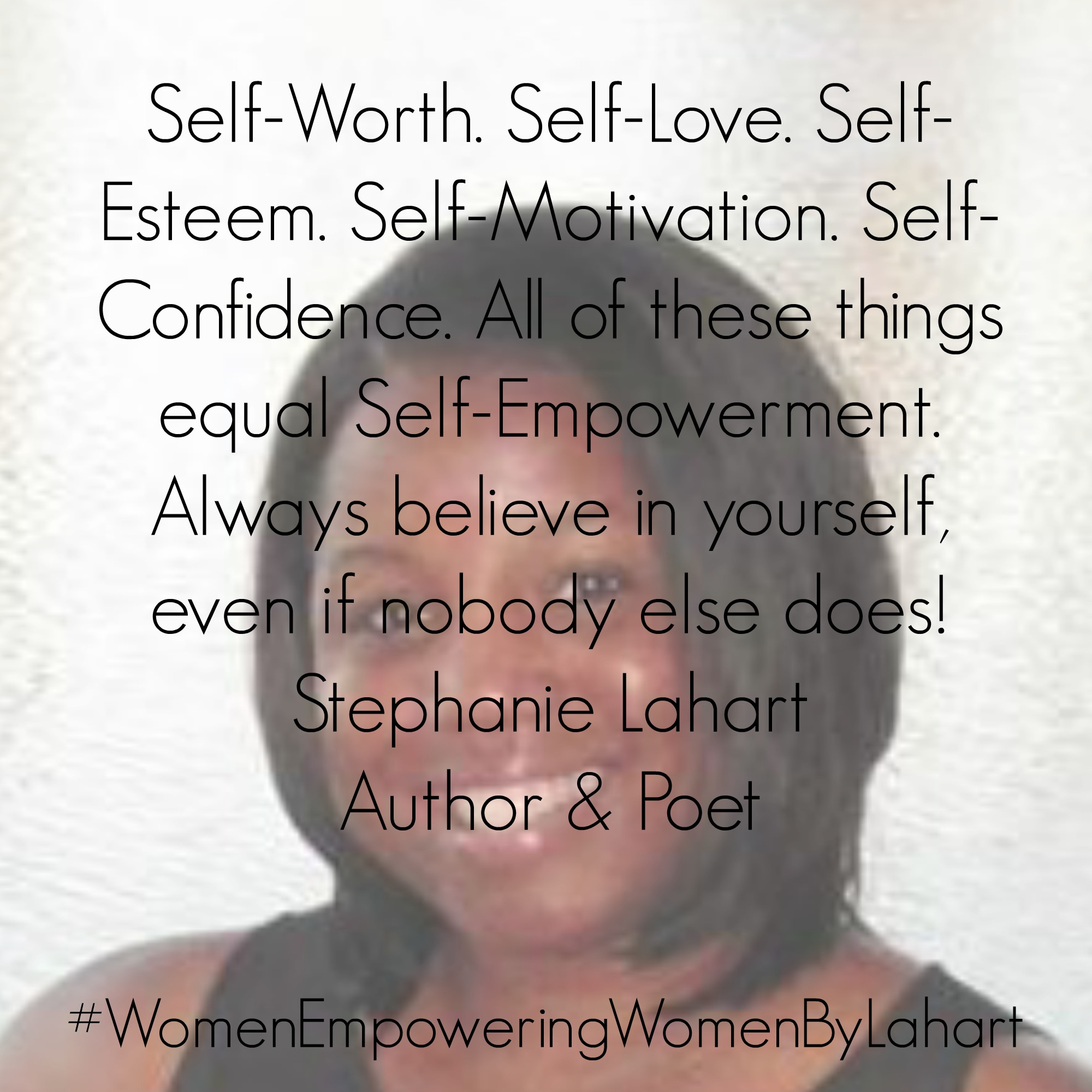 Self Empowerment Quote For Women