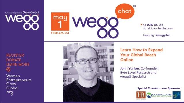 weggChat on May 1