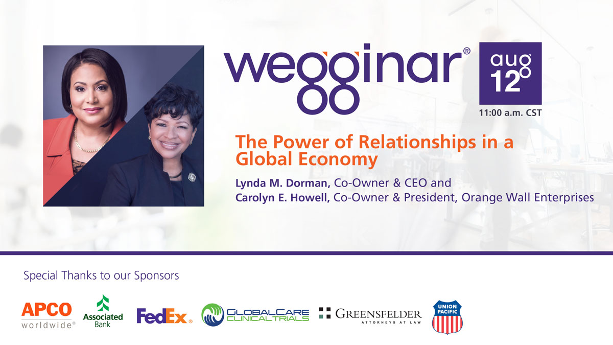 The Power of Relationships in a Global Economy