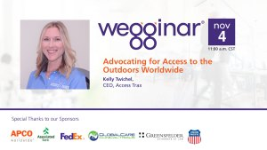 Advocating for Access to the Outdoors Worldwide