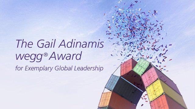 The Gail Adinamis wegg Award for Exemplary Global Leadership