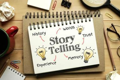 Envuelve tu marca personal con una buena historia. Storytelling
