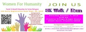 WFH 2nd Annual 5K walk