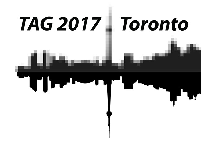 TAG 2017 Conference Logo