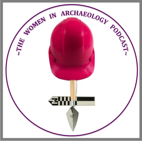 Women in Archaeology logo