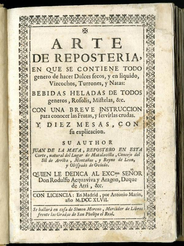 Historic Spanish Cookbook- Foodways Podcast