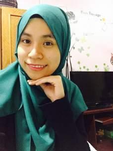 Events Team Member / Socials Secretary - Sharifah