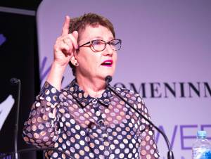 Women in Media is now national but co-patron Victoria Laurie started it all in Perth in 2005. Photo: Monique Grisanti | Uneek Creative