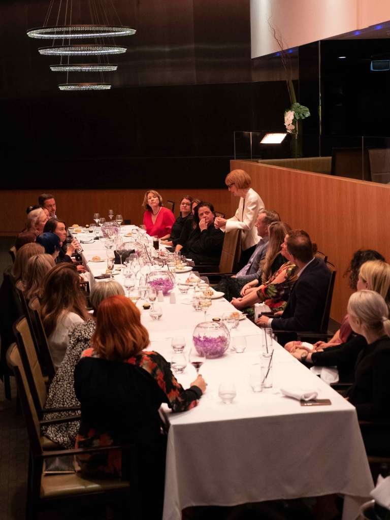 Thank you RACV Royal Pines Resort for hosting our speakers and this dinner. Monique Grisanti | Uneek Creative