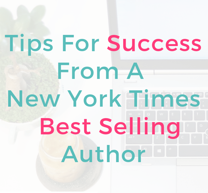 Tips For Nonfiction Writers From A New York Times Best Selling Author