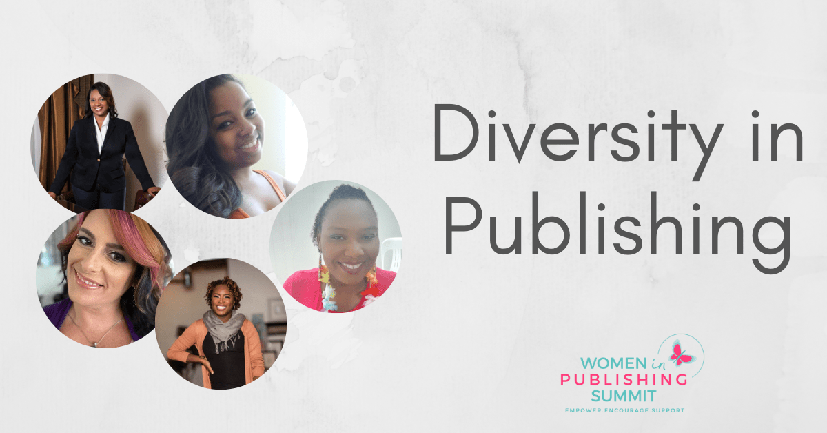 Diversity in Publishing roundtable
