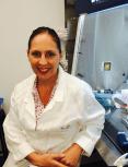 Misty in lab JAN 2016
