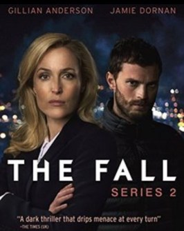 The Fall cover for season 2