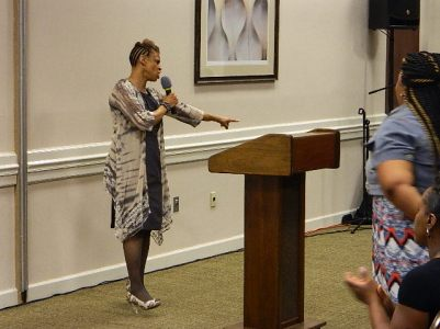 Women in the Waiting Conference Spring 2015