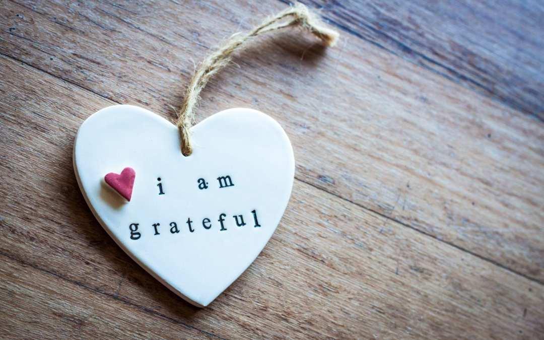 A Lesson On Gratitude