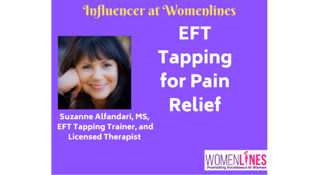 How to use EFT Tapping for Pain Relief