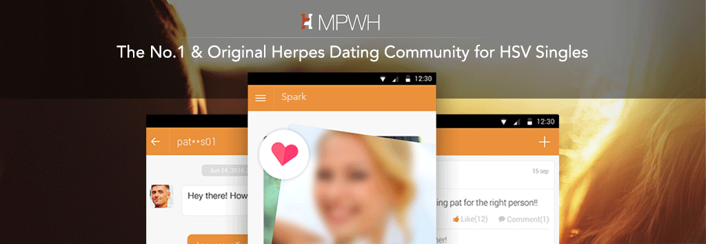 Relationship, Sex, and Herpes: MPWH #1 Herpes Dating Site & App