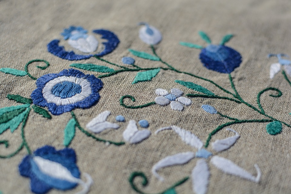 14 Basic Hand Embroidery Stitches You Need To Know