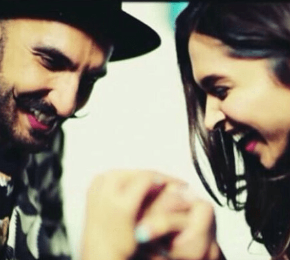 7 Adorably Candid and Unseen Photos of Ranveer Deepika