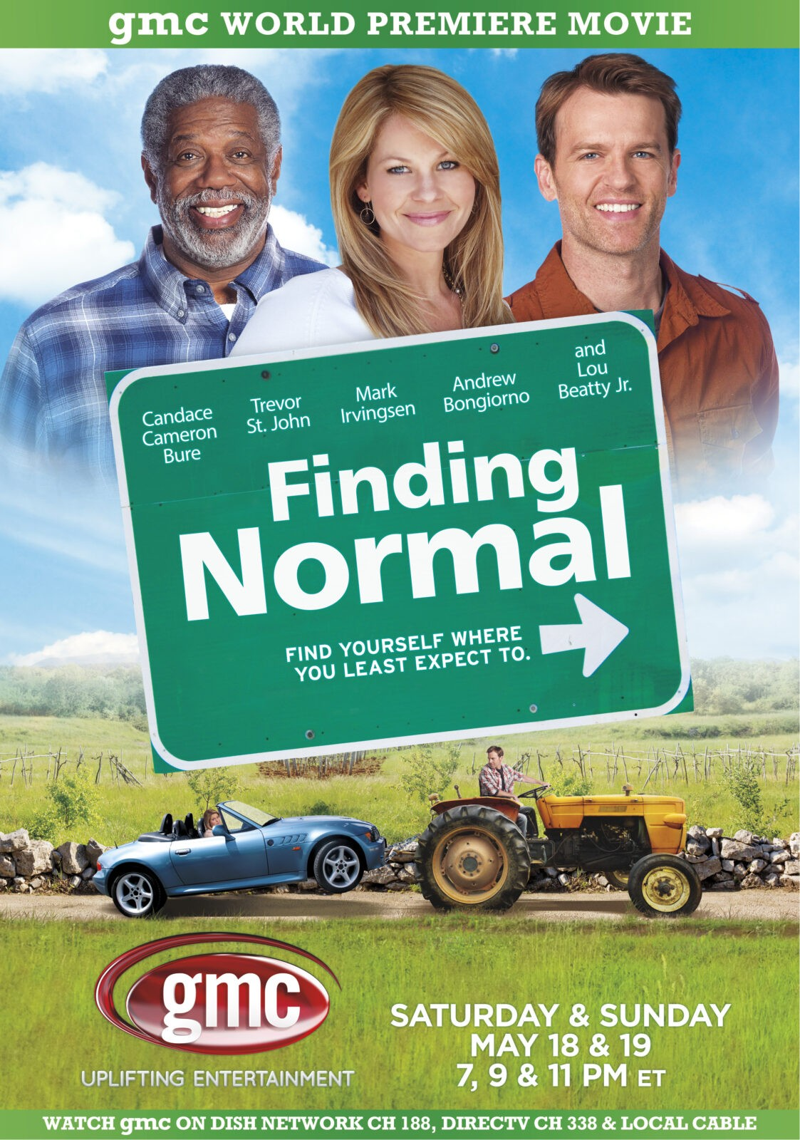 Finding Normal with Actress Candace Cameron Bure  Women