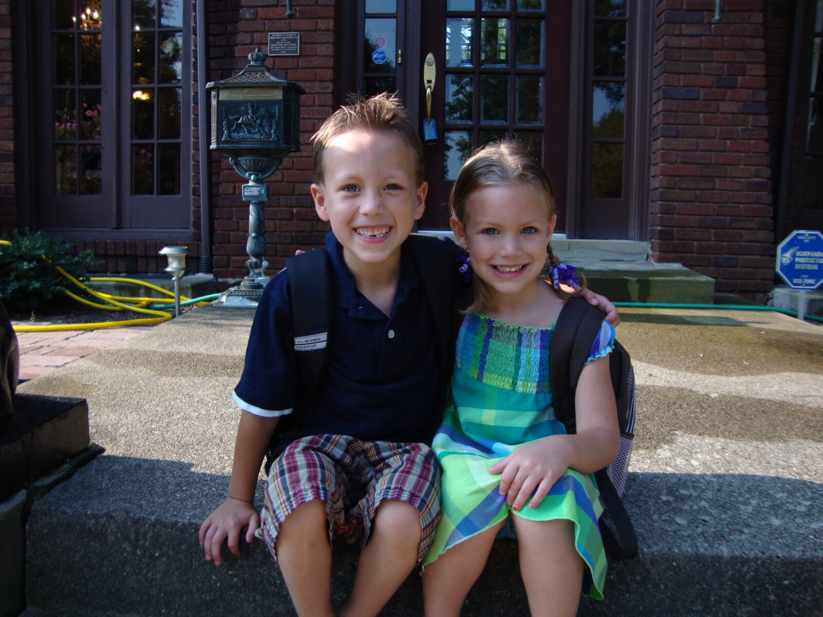 First Day Of School Pics Amp Our Homeschool