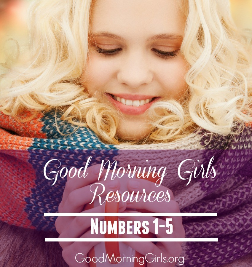 Numbers Resources 1-5