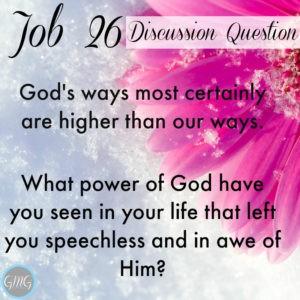 Job 26a