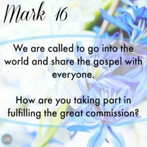 Mark 16