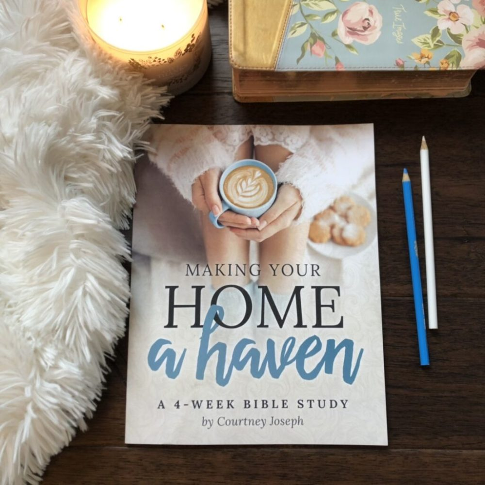 Join me in making our home a haven for our families. Together we'll make our homes a haven of peace, joy, tranquility, and fun for all who enter. #WomenLivingWell #homemaking #friendship #makingyourhomeahaven