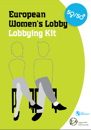 Support Parity Democracy- The Lobbying Kit now available in 6 Languages