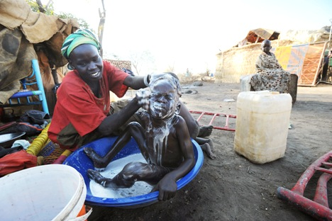 Ten Thousand Return to South Sudan