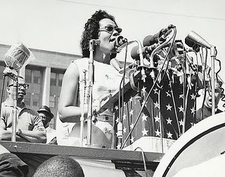 Widow to a movement – Civil rights power and Coretta Scott King