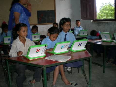 NEPAL: New computer learning brings girls empowerment and education