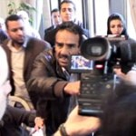 CNN reporter in Libya fights for camera