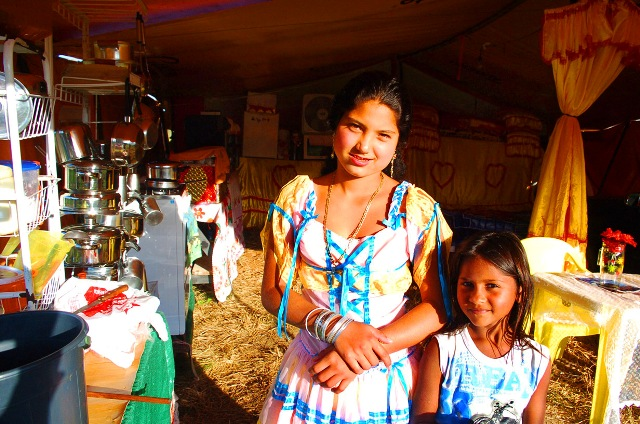BRAZIL: Roma women and families say 'We exist!'