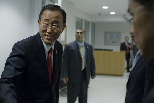 Ban's Second Term: The Case for a Woman Secretary-General