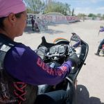 las Guerreras - women on moterbikes Juarez
