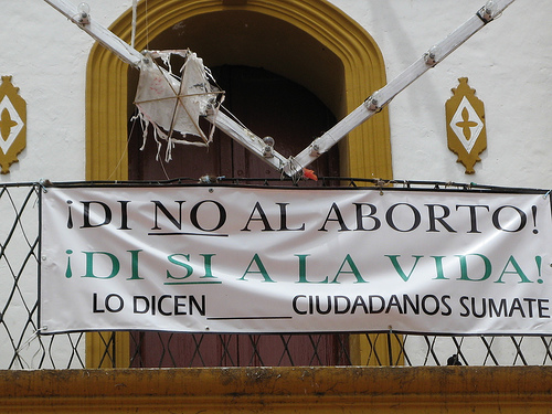 Mexico: Behind bars for abortion
