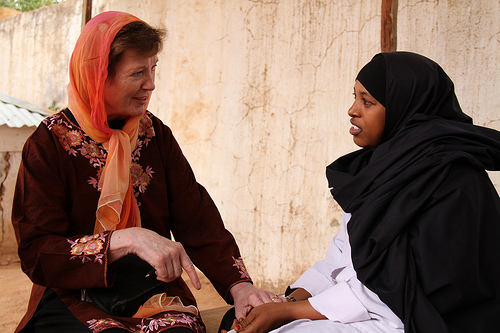 Mary Robinson and The Elders make child marriage prevention a top priority