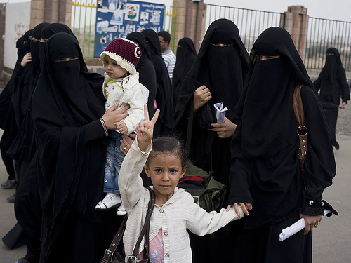 Yemen women push for human rights in face of increased violence