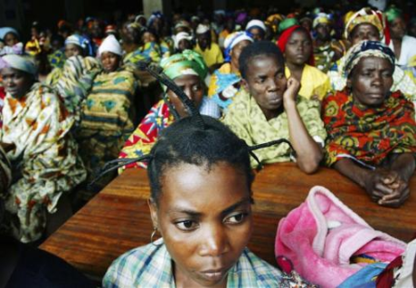 Congo rape survivors need more than tears and talk