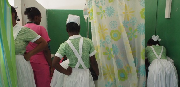 Hard Lessons for American Midwife Volunteer in Haiti