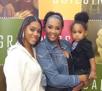 Vivica A. Fox and Demetria McKinney Inspire Young Women at Black Women's Roundtable Empowerment Tour