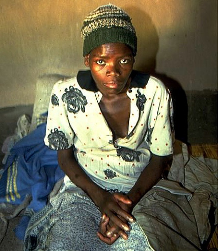 ZIMBABWE: Even with 'Tapestries of Hope' girl child violence continues