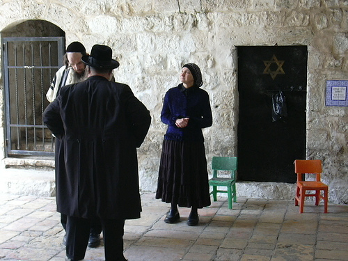 Ultra-Orthodox Jewish women continue protests against segregation in Jerusalem