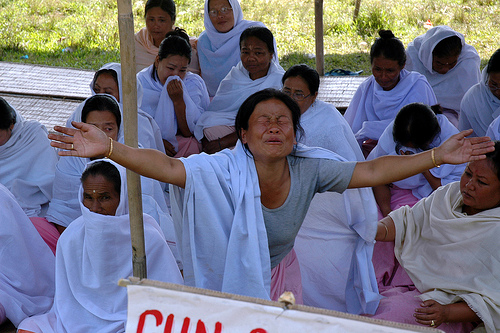 INDIA: Widows of conflict in Manipur survive against the odds