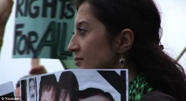 Evidence in the murder of U.S. Iranian activist Bagherzadeh still vague