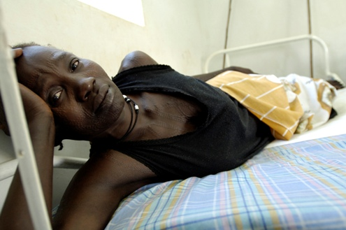 SOUTH SUDAN: Women crowd hospital in Juba for obstetric fistula surgery