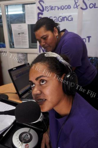 Broadcast to empower rural women