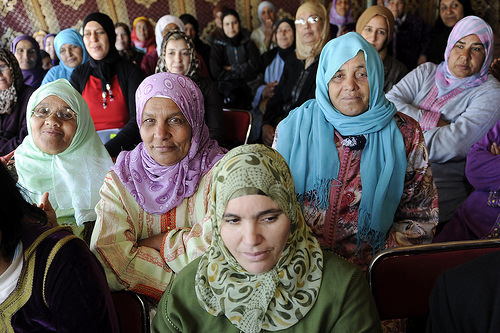 MOROCCO: Wearing the hijab may not be an 'Islamic duty' says university